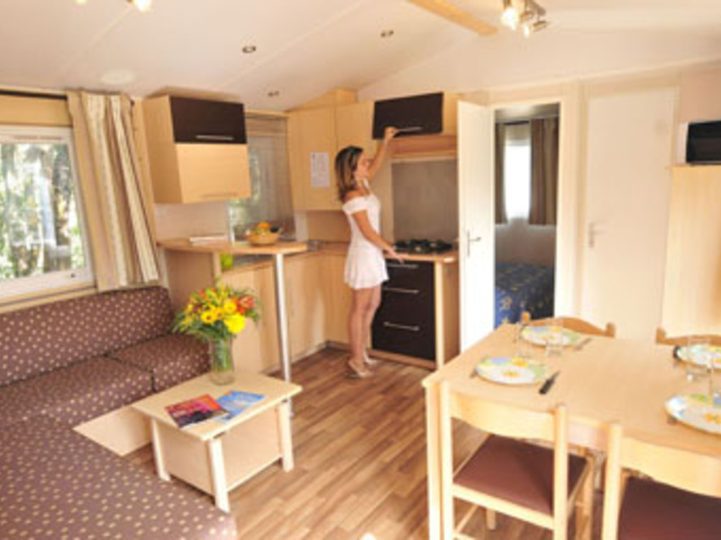 MOBILHOME 8 personnes - Confort, 3 chambres