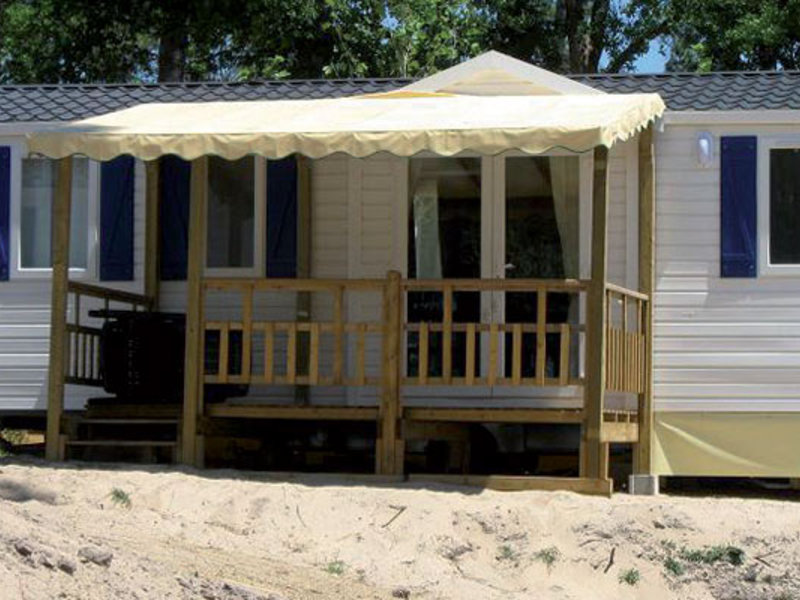 MOBILHOME 6 personnes - 2 chambres (C6T)