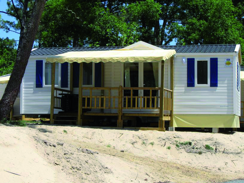 MOBILHOME 6 personnes - 3 chambres (C7T)
