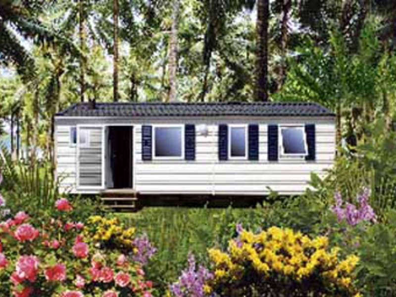 MOBILHOME 6 personnes - C Luxe