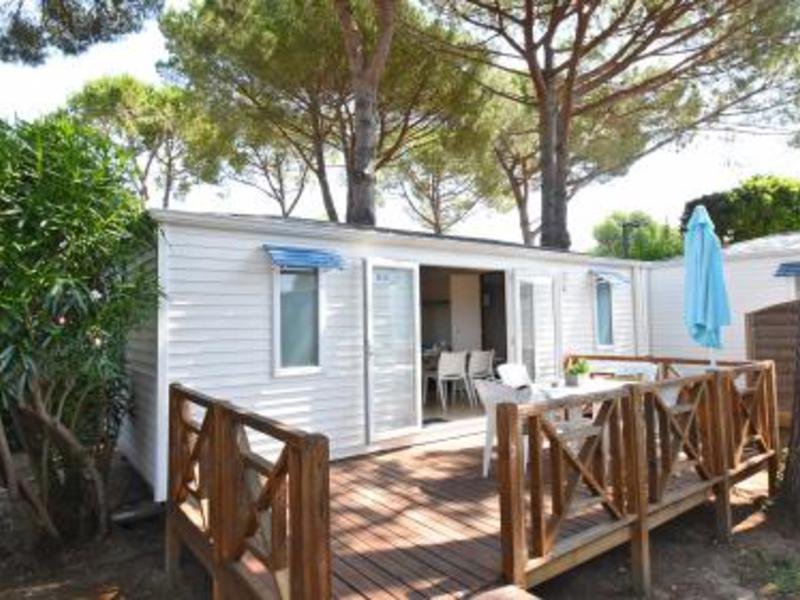 MOBILHOME 6 personnes - AZUR