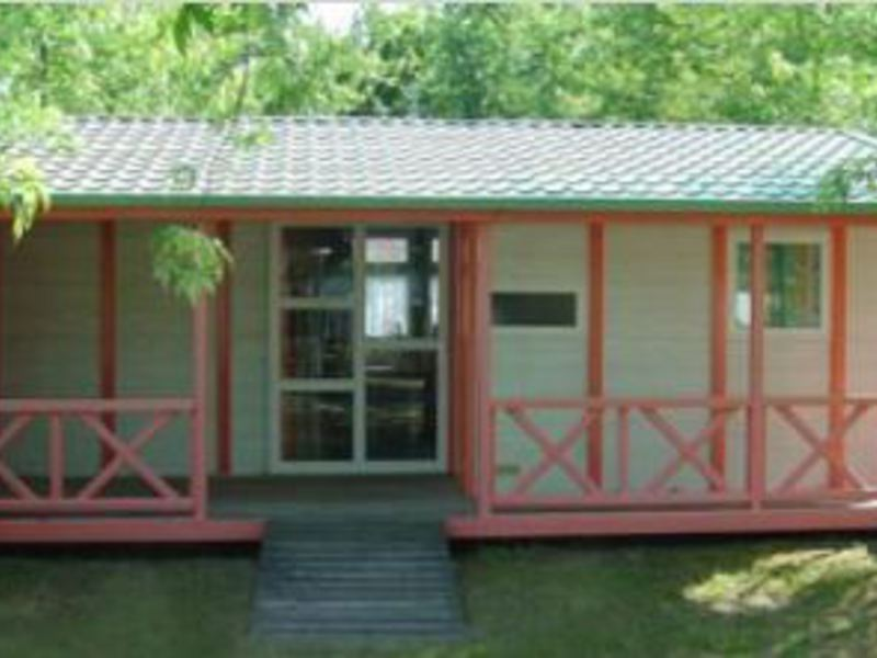 MOBILHOME 6 personnes - ALIZE