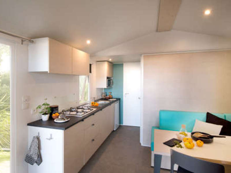 MOBILHOME 6 personnes - MERCURE