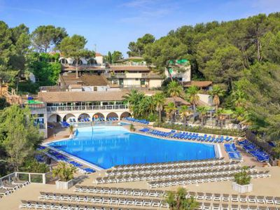 Frantheor sur camping Holiday Green