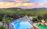 Frantheor sur camping Holiday Green - Frejus