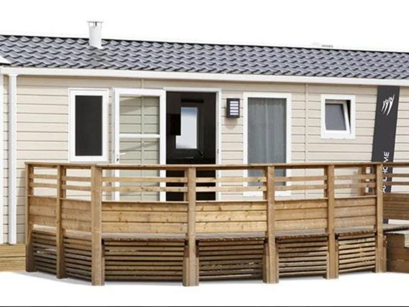 MOBILHOME 6 personas - Cottage Confort 3 chambres - 2 SDB