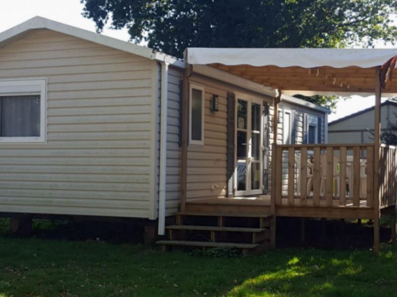 MOBILHOME 8 personnes - Confort - 3 chambres 2 SDB