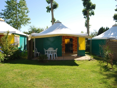 Camping Le Mont-Viron