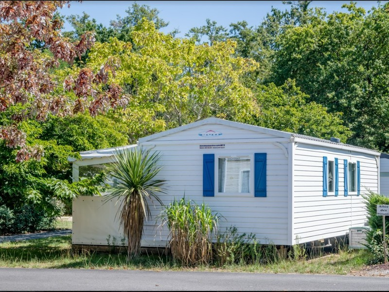 MOBILHOME 4 personnes - 2 chambres confort- 26 m2