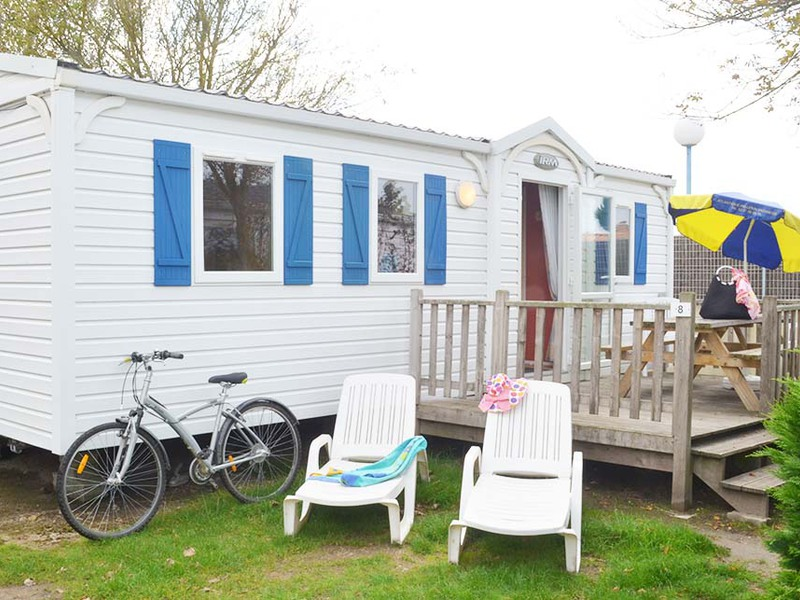 MOBILHOME 6 personnes - GAMME ECO