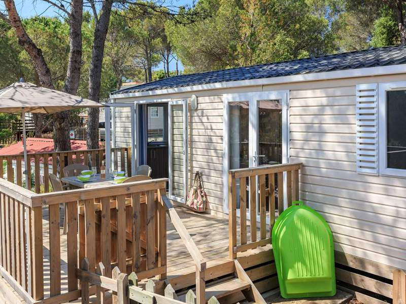 MOBILHOME 6 personnes - 2 ch, COTTAGE PLUS