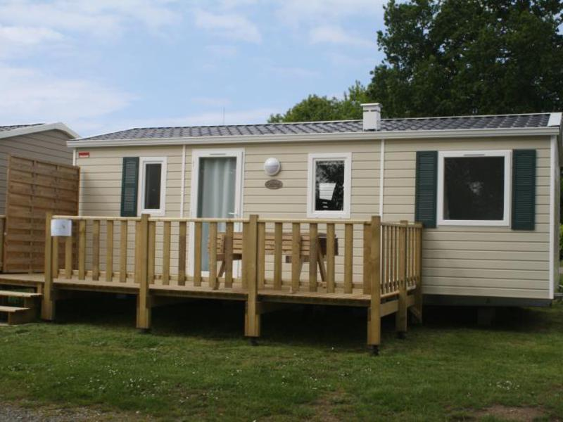 MOBILHOME 6 personnes - CONFORT+ 3 chambres