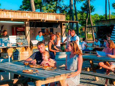 Camping Tohapi Atlantic Club Montalivet
