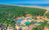 Camping Tohapi Atlantic Club Montalivet - Vendays montalivet