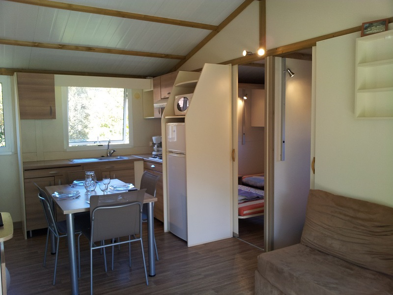 CHALET 6 personnes - SAMOA 32T, 3 CHAMBRES