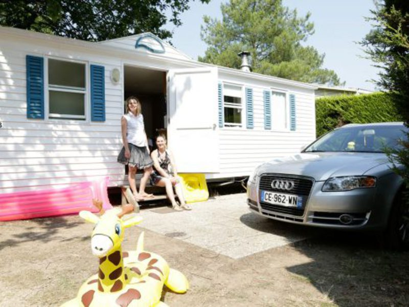 MOBILHOME 4 personnes - CASSIOPE