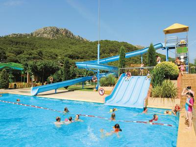 Camping Castell Montgri II