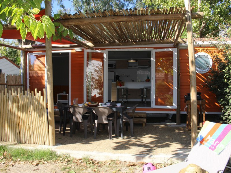 MOBILHOME 6 personnes - Mexico plus, 2 chambres
