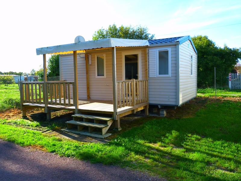 MOBILHOME 5 personnes - STANDARD