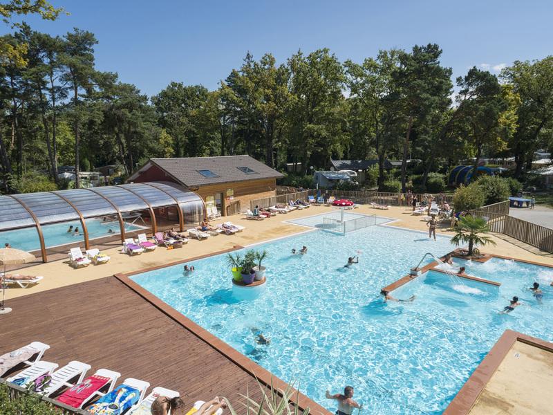 Camping le chatelet for Piscine a chatelet