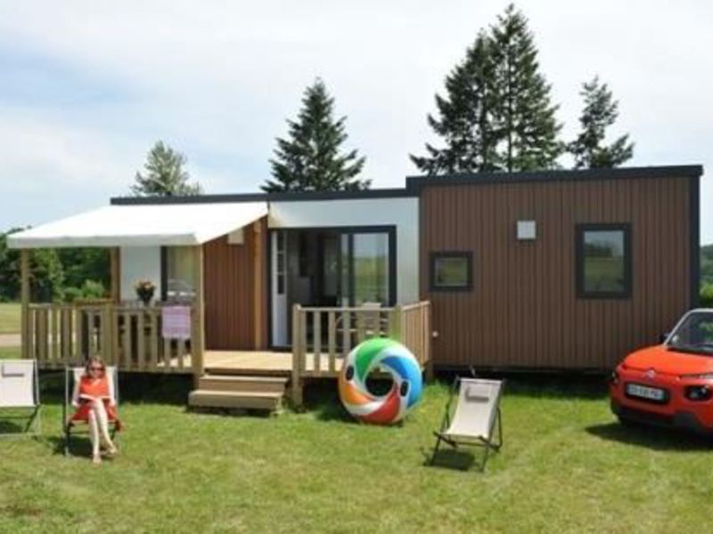 MOBILHOME 8 personnes - NEW VALLEY