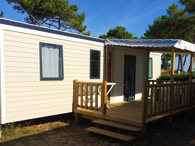 MOBILHOME 6 personnes - Goeland