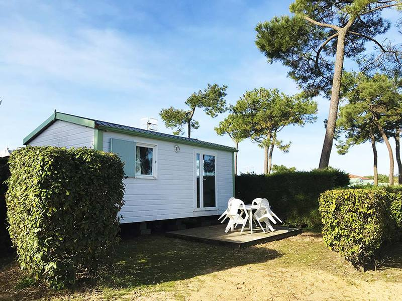 MOBILHOME 2 personnes - Ibis