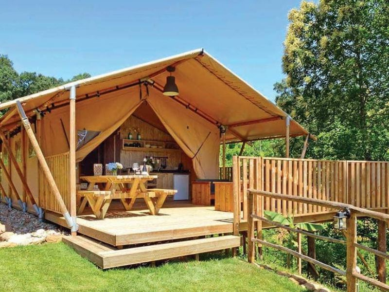 TENTE 5 personnes - Lodge Woody