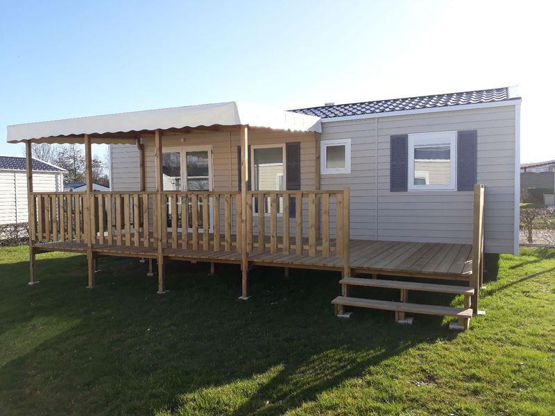 MOBILHOME 6 personnes - BEGONIA