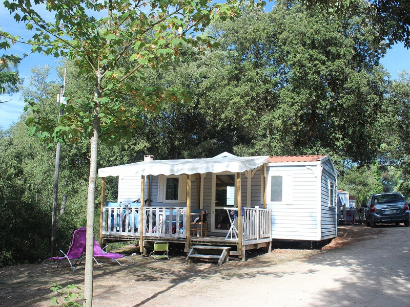 MOBILHOME 6 personnes - 4/6 pers.