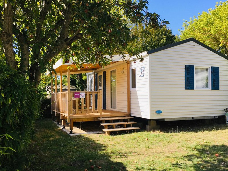 MOBILHOME 4 personnes - CONFORT +