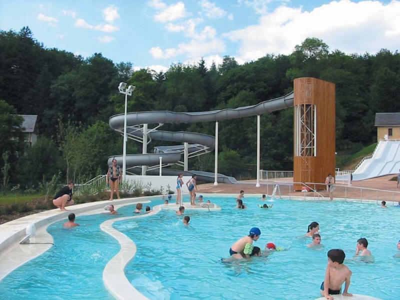 Camping tarn avec piscine for Camping carpentras avec piscine