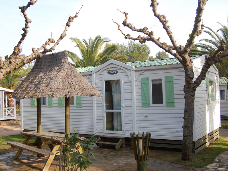 MOBILHOME 6 personnes - Cottage Luxe