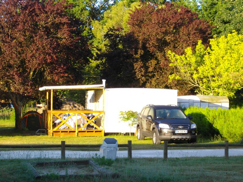 MOBILHOME 2 personnes - COUPLE
