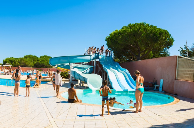 Camping Valras - Location mobil home Valras plage - Herault