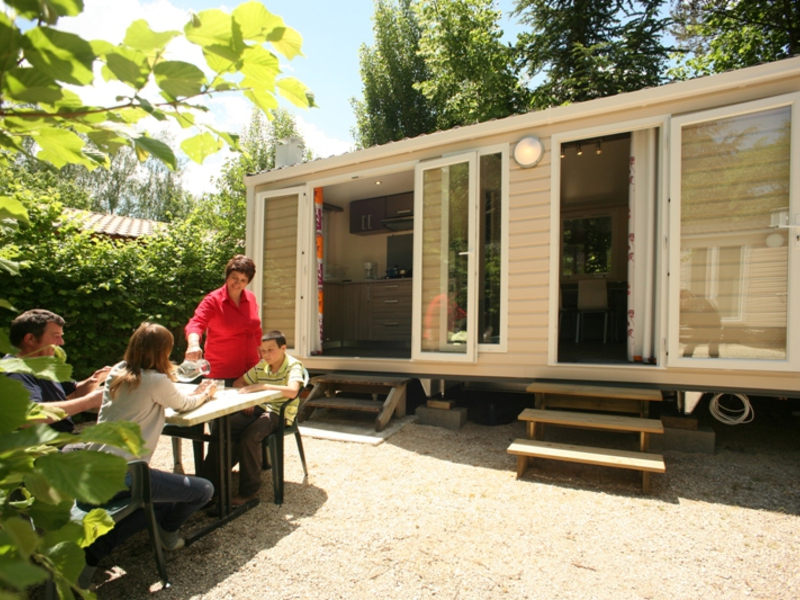 MOBILHOME 4 personnes - IRM