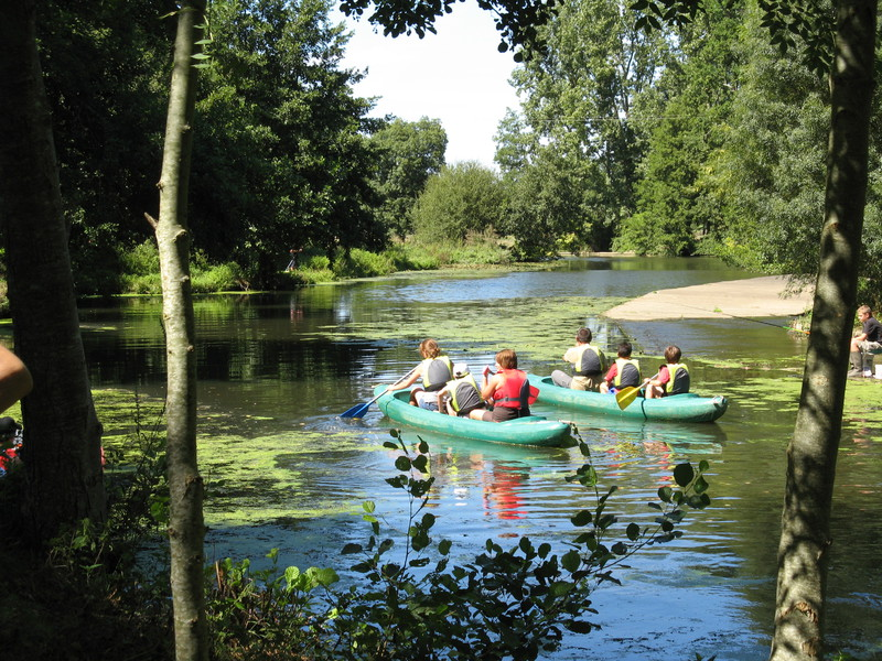 Camping Le Moulin de Rambourg