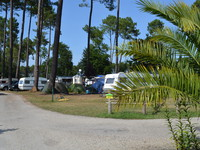 Camping Les Echasses