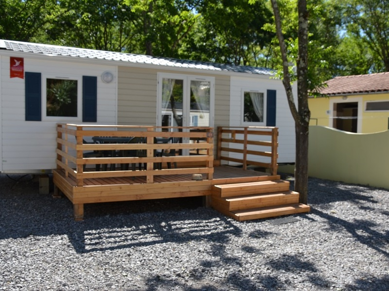 MOBILHOME 5 personnes - 4/5 PLACES, 2 chambres Confort +