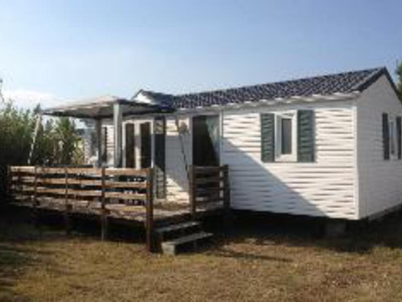 MOBILHOME 6 personnes - OLIVIER, 2 chambres