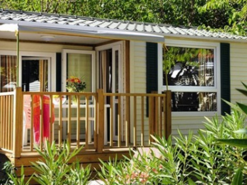 MOBILHOME 6 personnes - Cottage 4/6 places (plus de 11 ans)