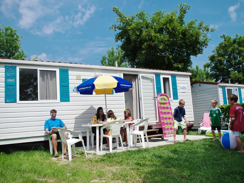 MOBILHOME 6 personnes - Happy Standard
