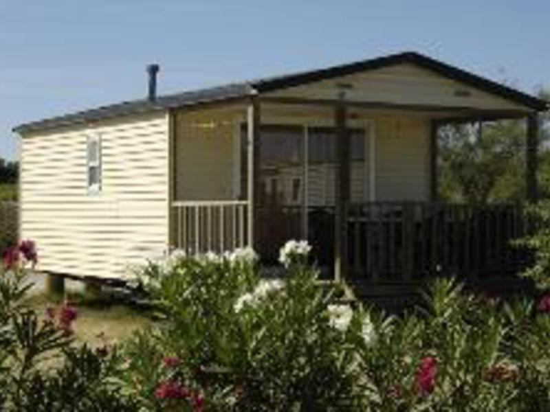 MOBILHOME 5 personnes - LOUISIANE MED