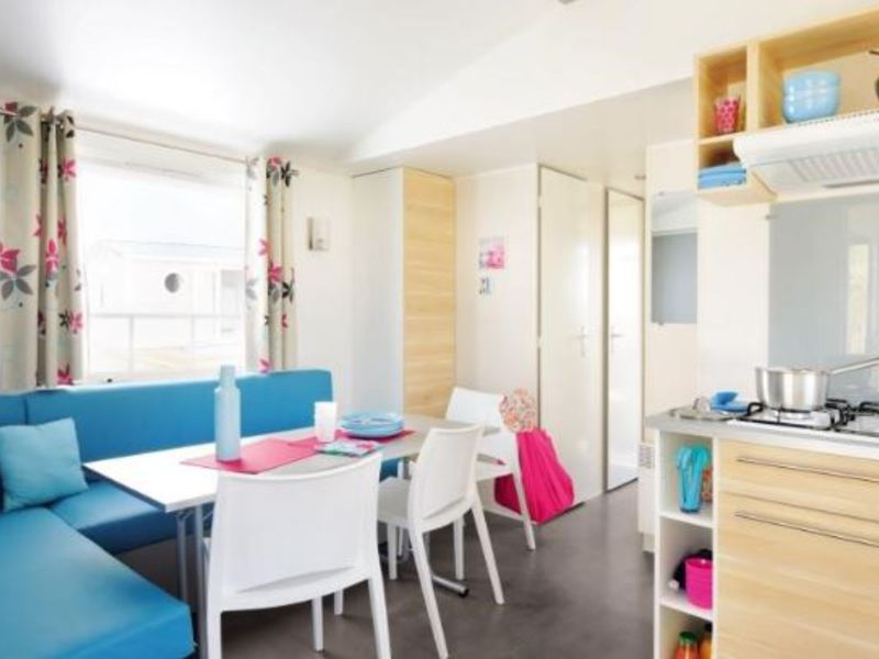 MOBILHOME 8 personnes - TO Confort - 3 chambres