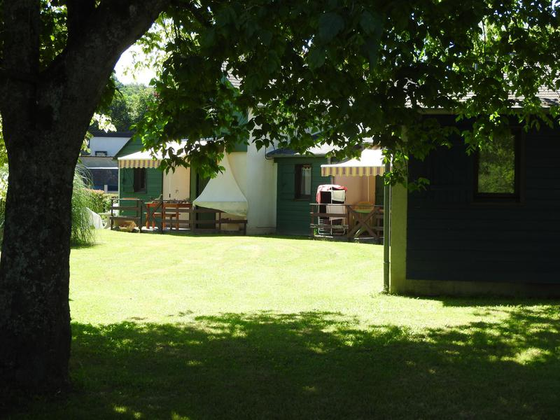 CHALET 4 personas - 59m2, 2 habs.