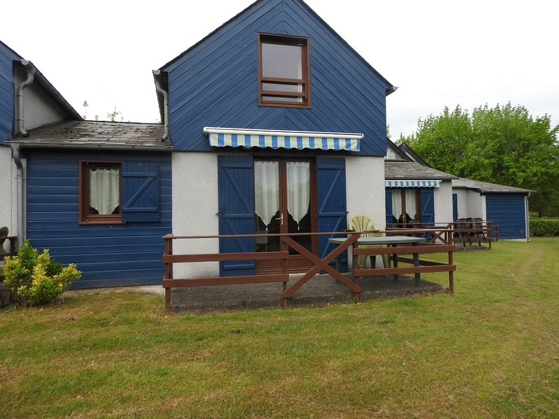 CHALET 6 personas - 65m2, 3 habs.