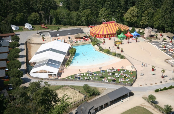 R sidence h teli re domaine des ormes location en mobil for Location residence hoteliere