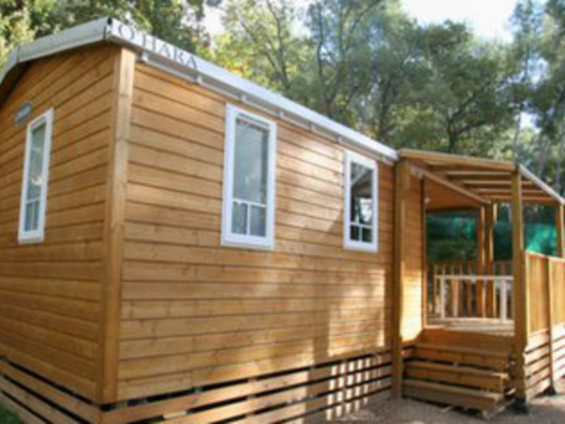 MOBILHOME 5 personnes - GARRIGUE