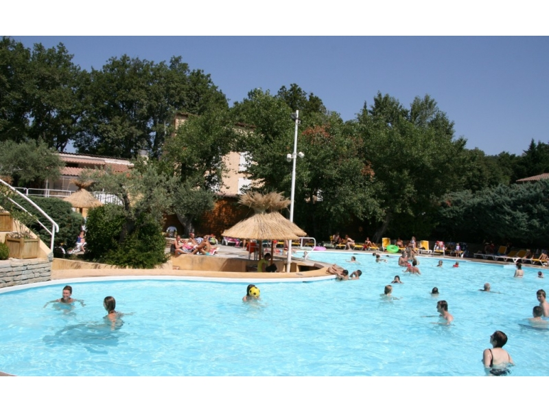 Camping 4 l 39 hippocampe for Camping mercantour piscine