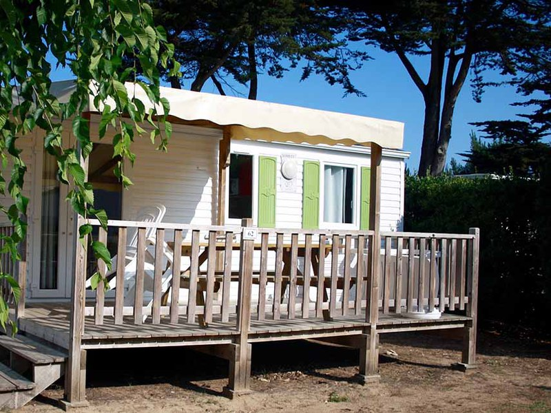 MOBILHOME 4 personnes - 4 PLACES Grand Confort